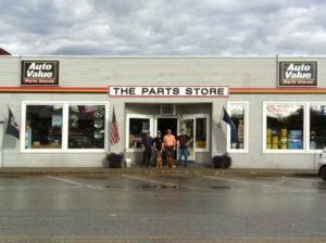The Parts store